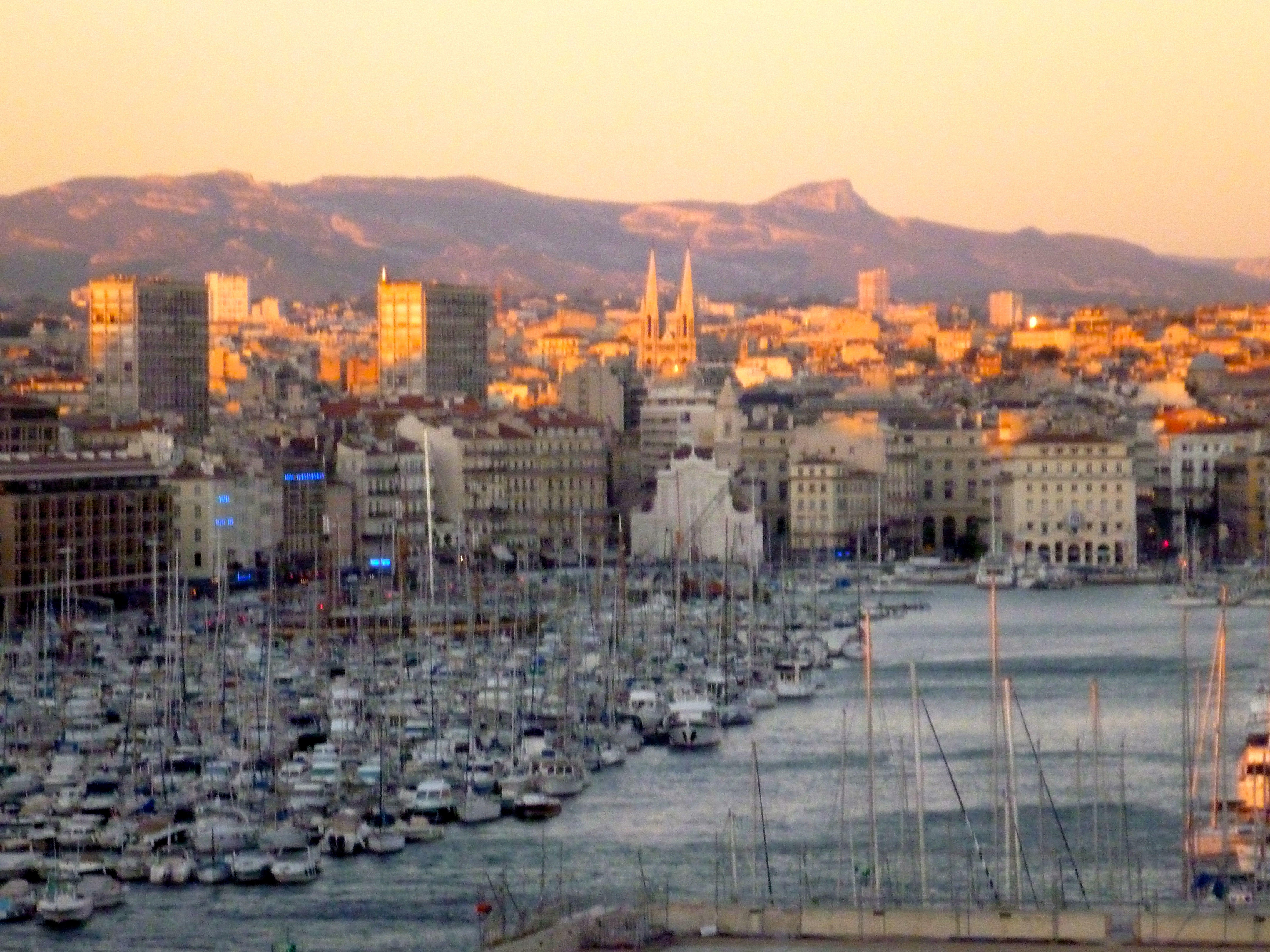 Marseille Vieux Port Marseille City Visit Provence