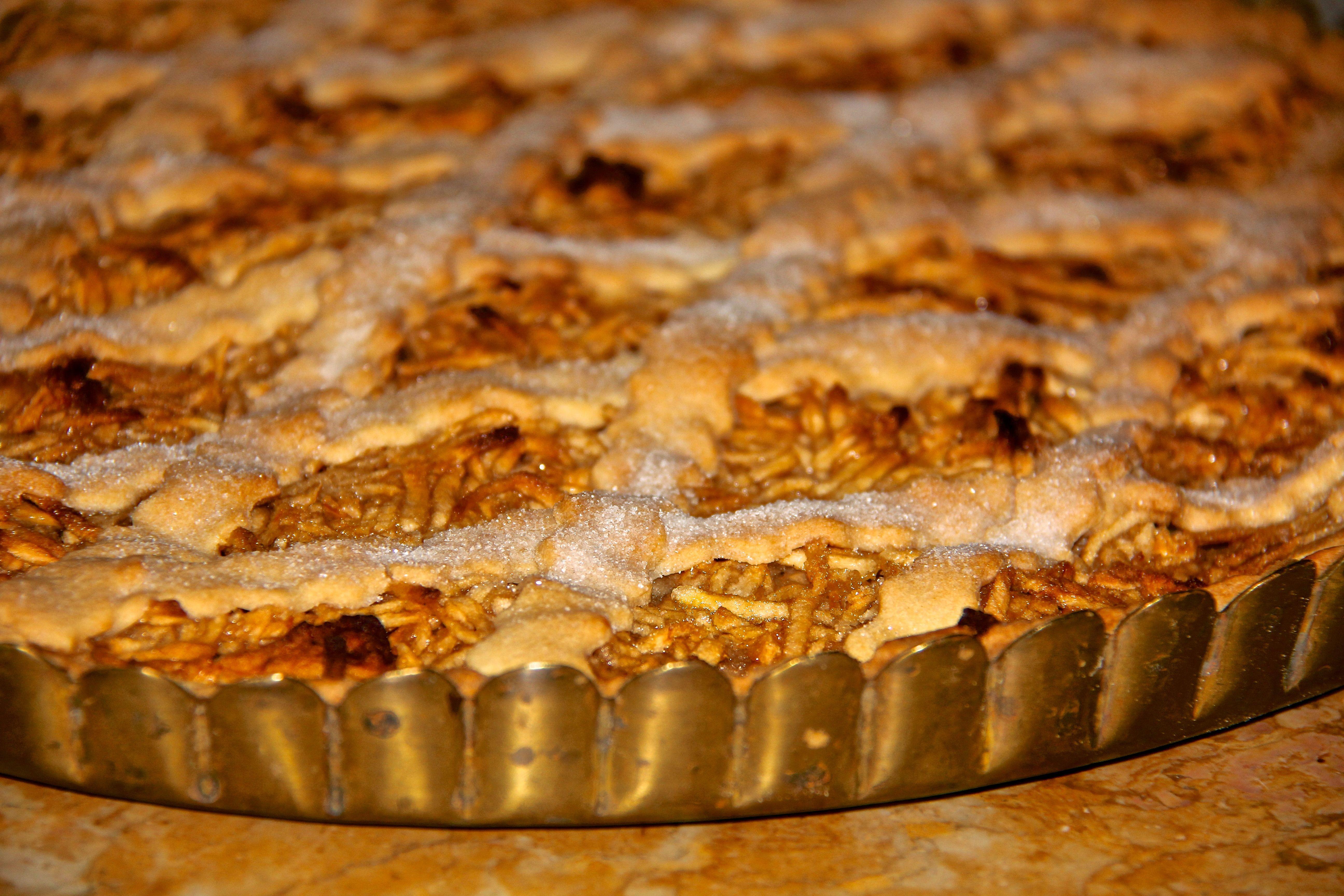 Panade aux pommes Apples Provence