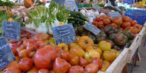Tastes of Provence Markets
