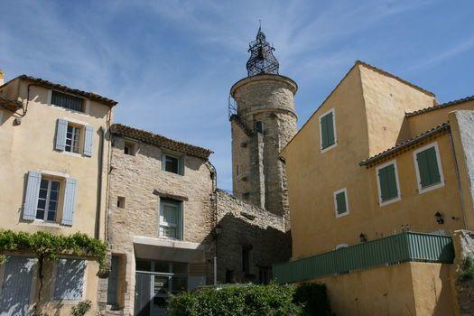 Caromb beffroi #Caromb #Vaucluse #Provence