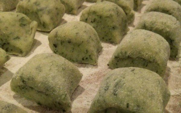 Gnocchis Verts