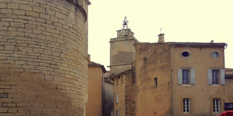 Gordes Market day #Gordes #Provence #Markets @bfblogger2013