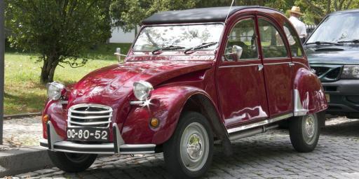 Citroën 2CV Deux Chevaux #Provence #2CV #Touring @PerfectlyProvence
