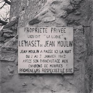 Eygalieres Jean Moulin #Eygalieres #Provence @PerfProvence