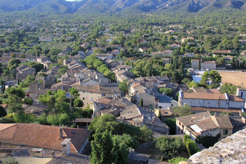 Eygalieres view #Eygalieres #Provence @PerfProvence