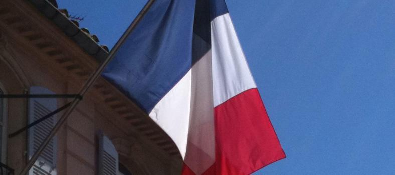 French Flag #Provence #French #Flag @PerfProvence
