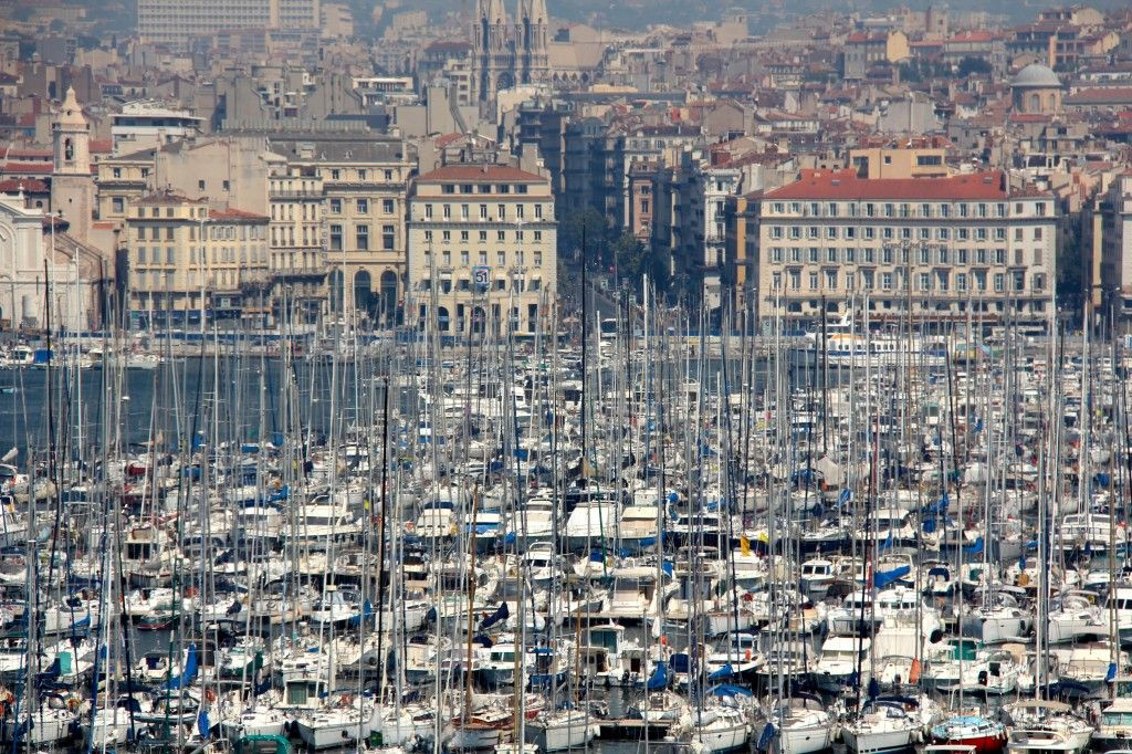 Marseille Vieux Port #Marseille #Provence @PerfProvence