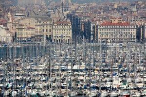 Marseille Vieux Port #Marseille #Provence @PerfProvence
