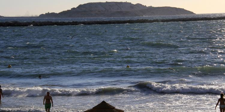 Marseille Beaches #Marseille #Provence @PerfProvence
