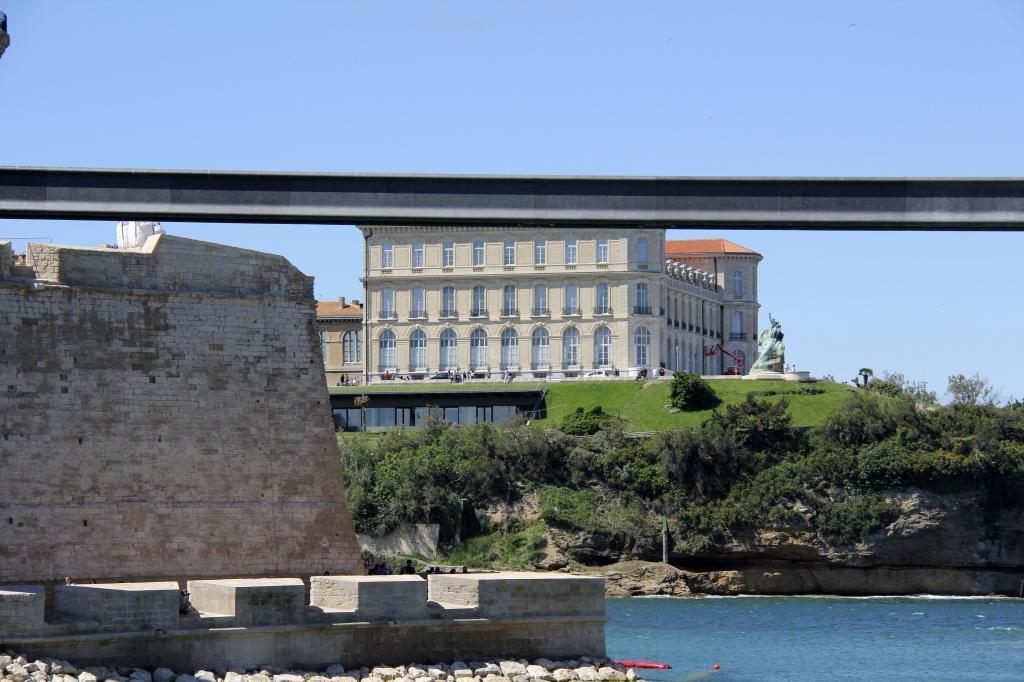 MUCEM Bridge Marseille #Marseille #Provence @PerfProvence