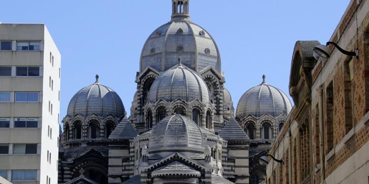 Cathedrale de la Major Marseille #Marseille #Provence @PerfProvence