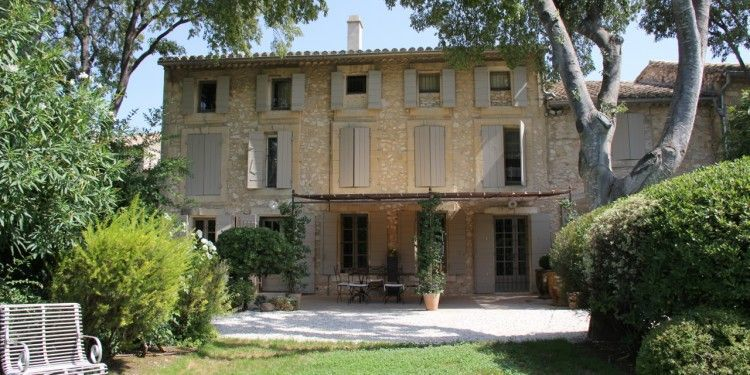 Stay Jardin de Tim in Provence #Provence @PerfectlyProvence