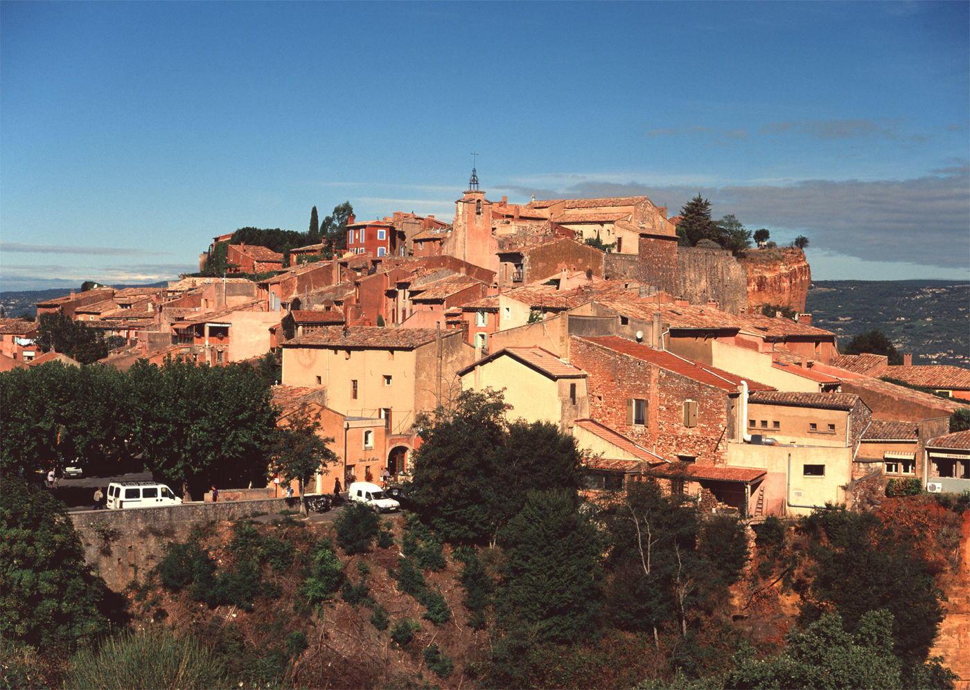Roussillon Luberon #Provence @PaulSahwcrossUK
