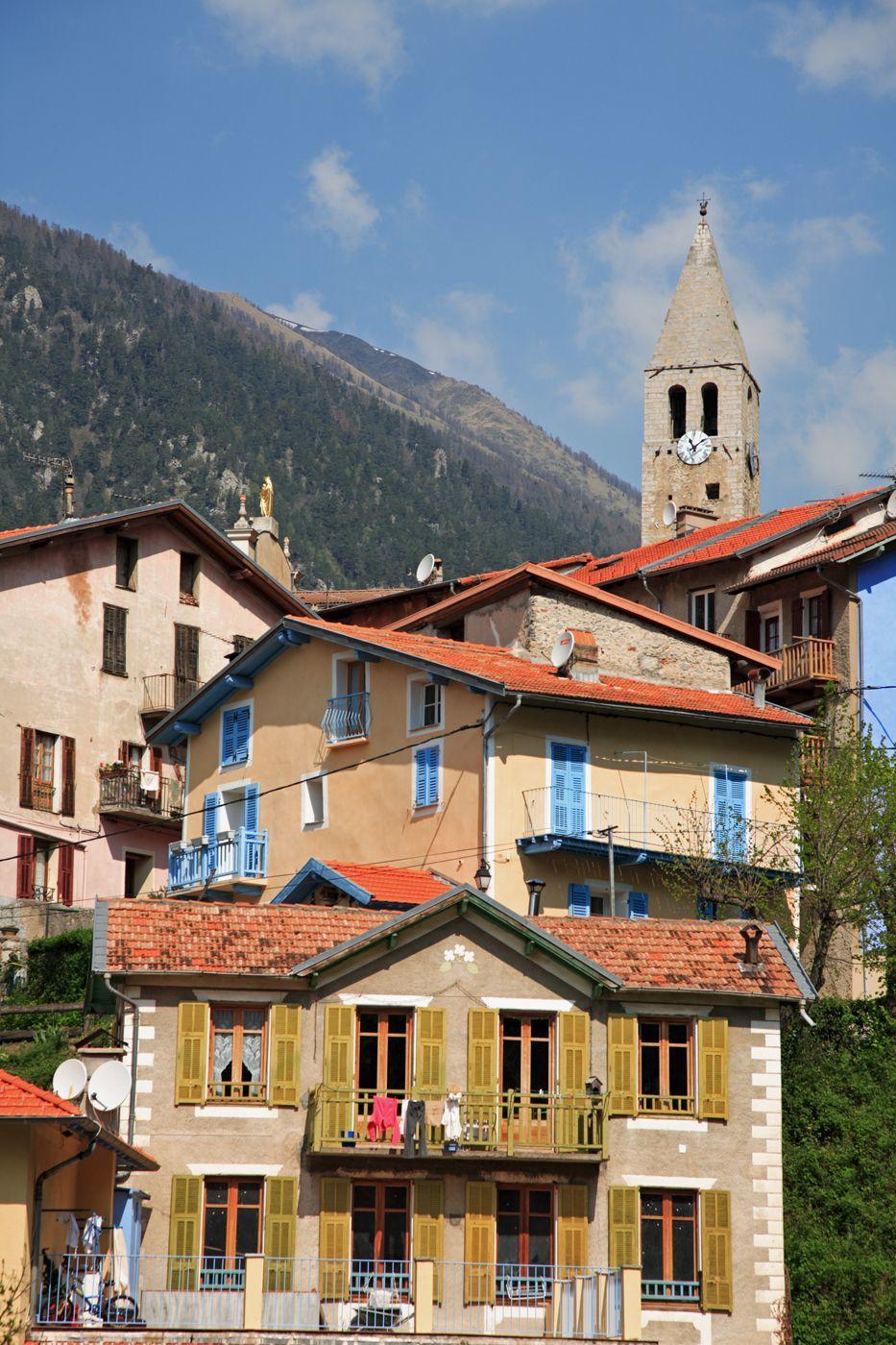 St-Martin Vésubie #Provence @PaulShawcrossuk