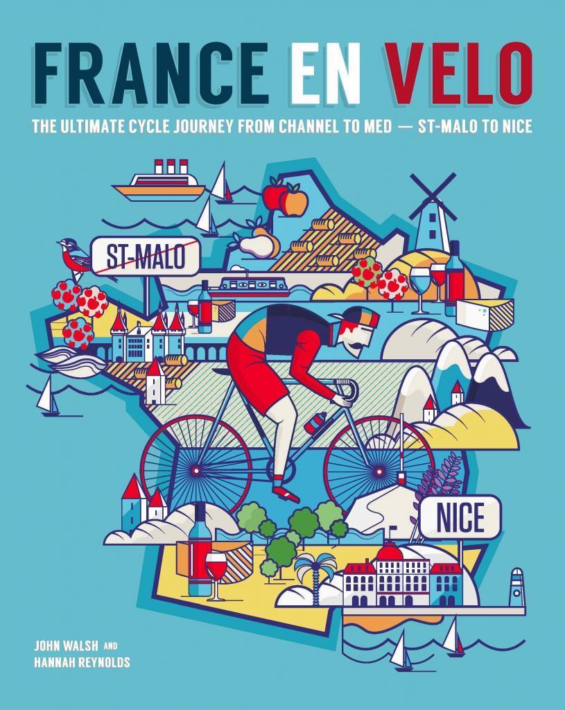 France en Velo Cover #Biking #Provence @Franceenvelo