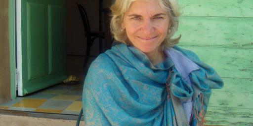 Jill Steenhuis Scarf BG