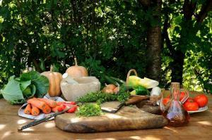 Vegetables in Provence Cooking Classes #Provence #Gourmet @ProvenceCook