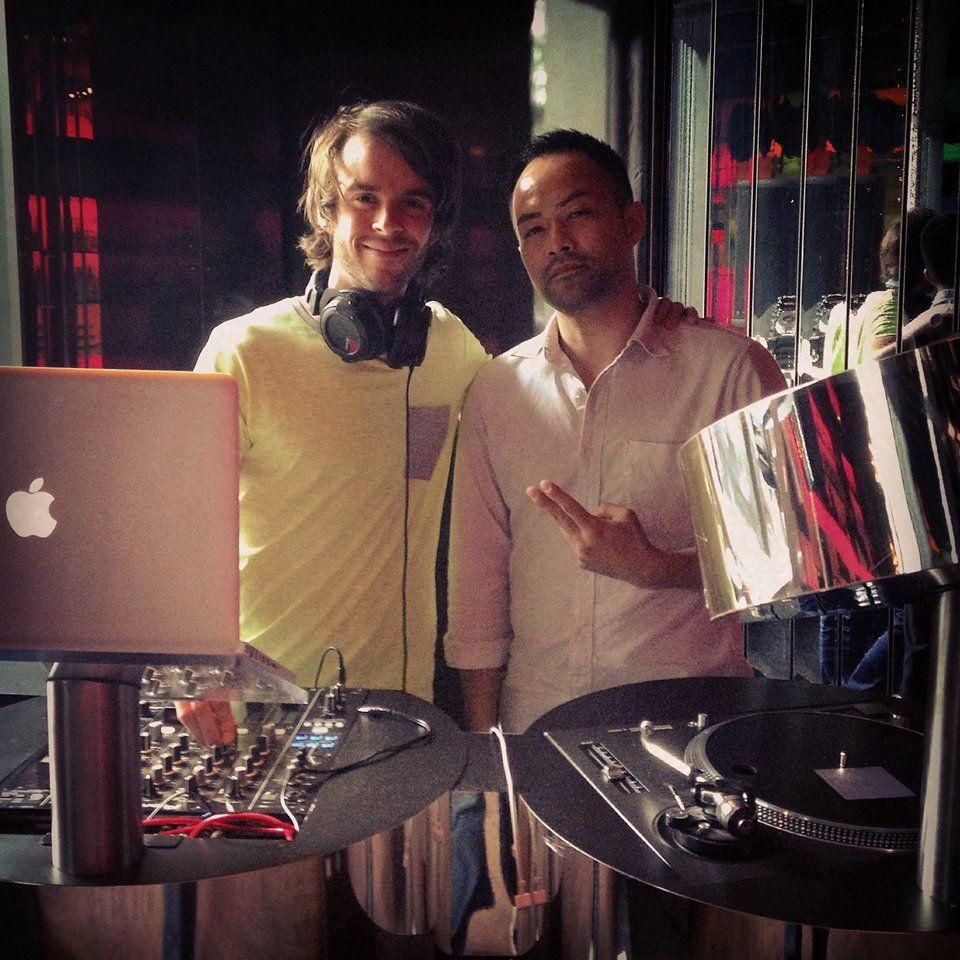 WUNDERBAR MONTREAL Manolo-J DJ #Provence