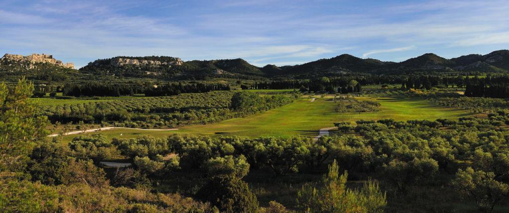 18 hole golf-course Domaine de Manville @DomaineManville