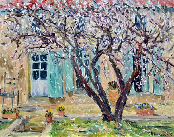 Jill Steenhuis #Provence #Artist