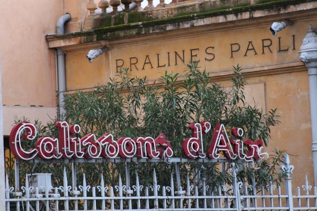 Calisson #AixenProvence