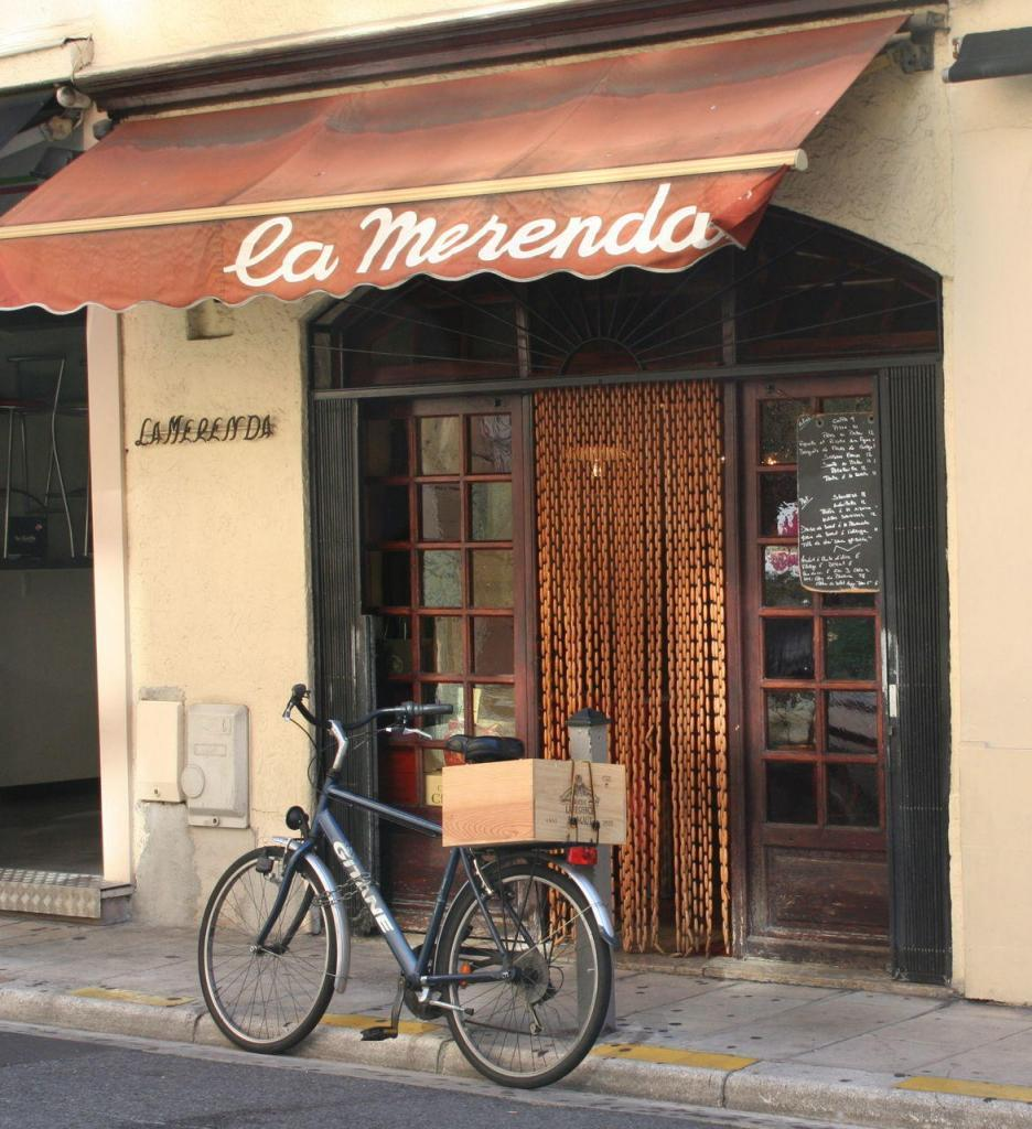 La Merenda, Nice @Patricia_sands