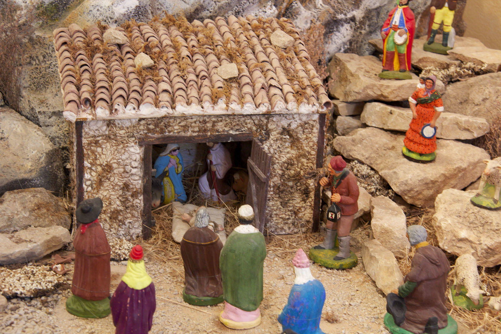 Santons Provence Christmas Traditions