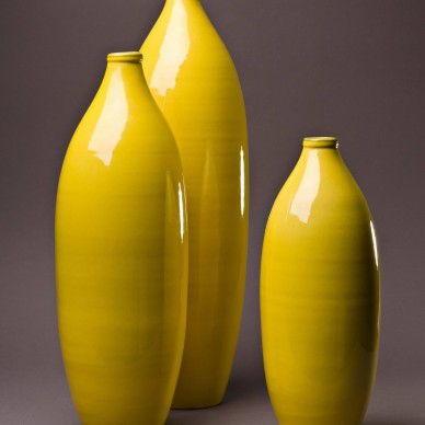Decorative bottle Atelier Romain Bernex #Provence #ceramics