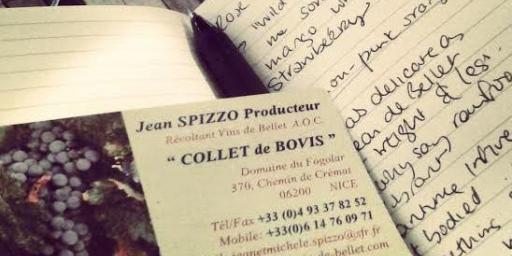Wine school In Nice #Provence #Wines #Bellet @RivieraGrape