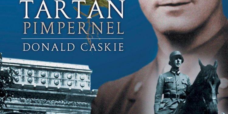 Tartan Pimpernel #BookstoRead #Marseille @Aixcentric
