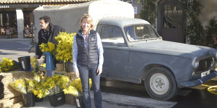 Jane Satow #TourGuide #Provence Provence Cultural Tours