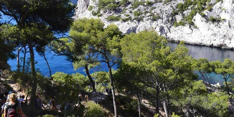 Provence Hiking #Calanques #Provence #Hiking @DreamyProvence