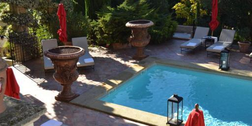 The Villa Gallici #AixenProvence @MyDreamyProvence @Baglioni_Hotels