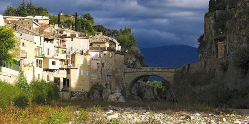 Vaison Pont Vaison-la-Romaine Vaison Provence