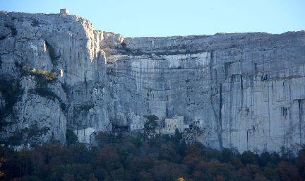Sainte Baume Grotto #MaryMagdalene #Provence @GingerandNutmeg