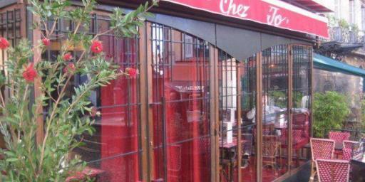 Chez Jo Aix-en-Provence restaurant @Aixcentric