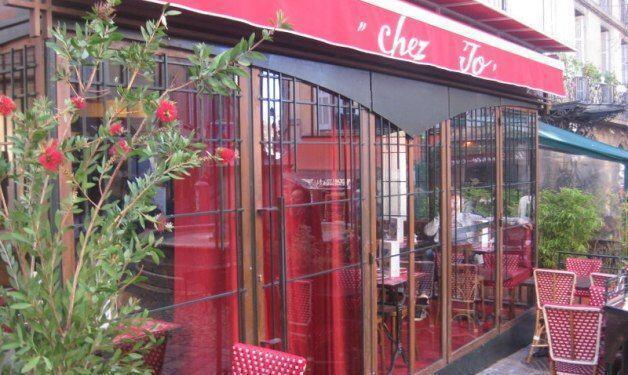 Chez Jo #AixenProvence #restaurant @Aixcentric
