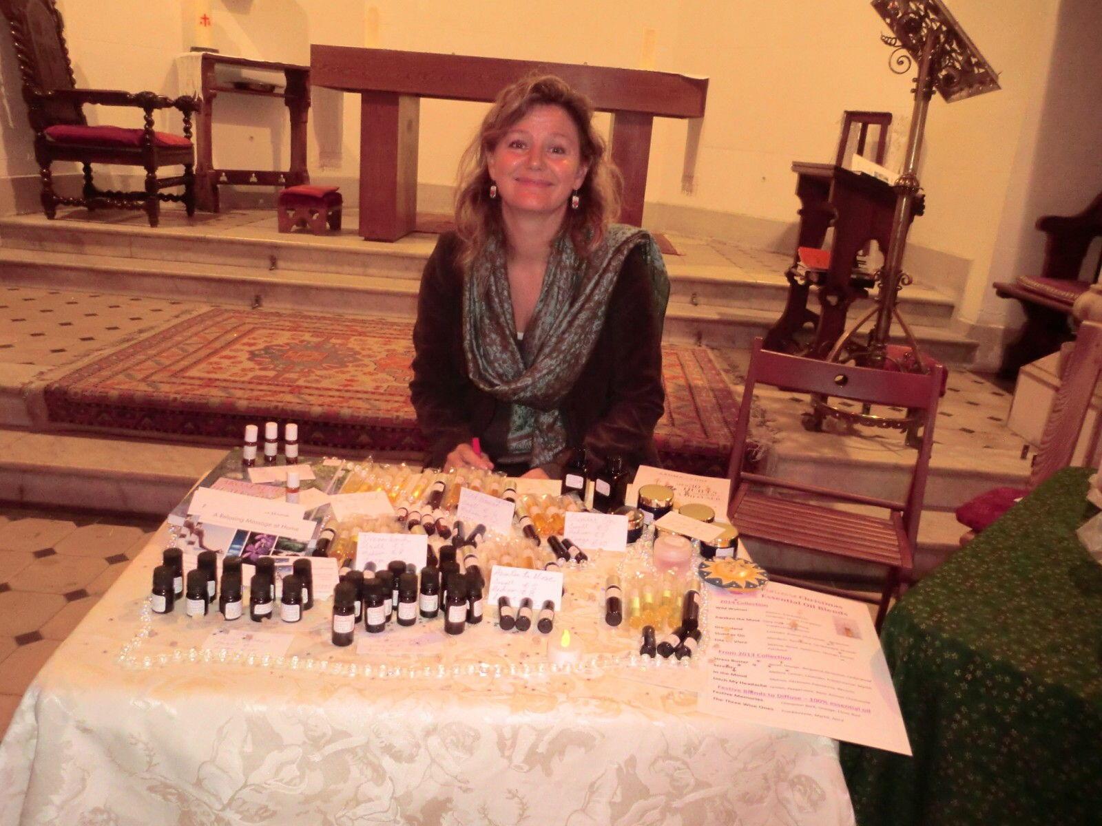 Claire McAlpine Flairesse Massage Provence #Massage @Flairesse