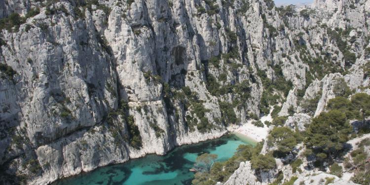 Calanque En Vau Calanques Provence