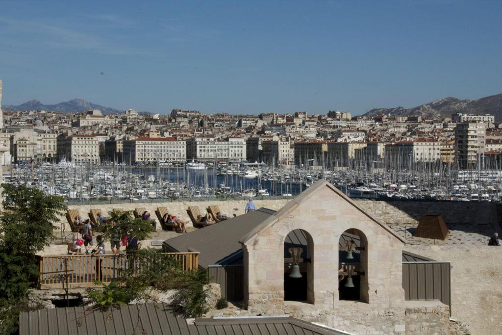 Fort Saint Jean View #Marseille #Provence #FortStJean @PerfProvence