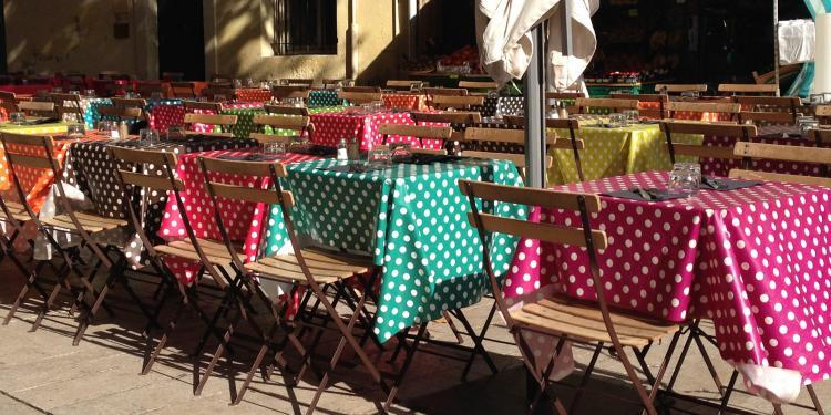Cafe in #AixenProvence
