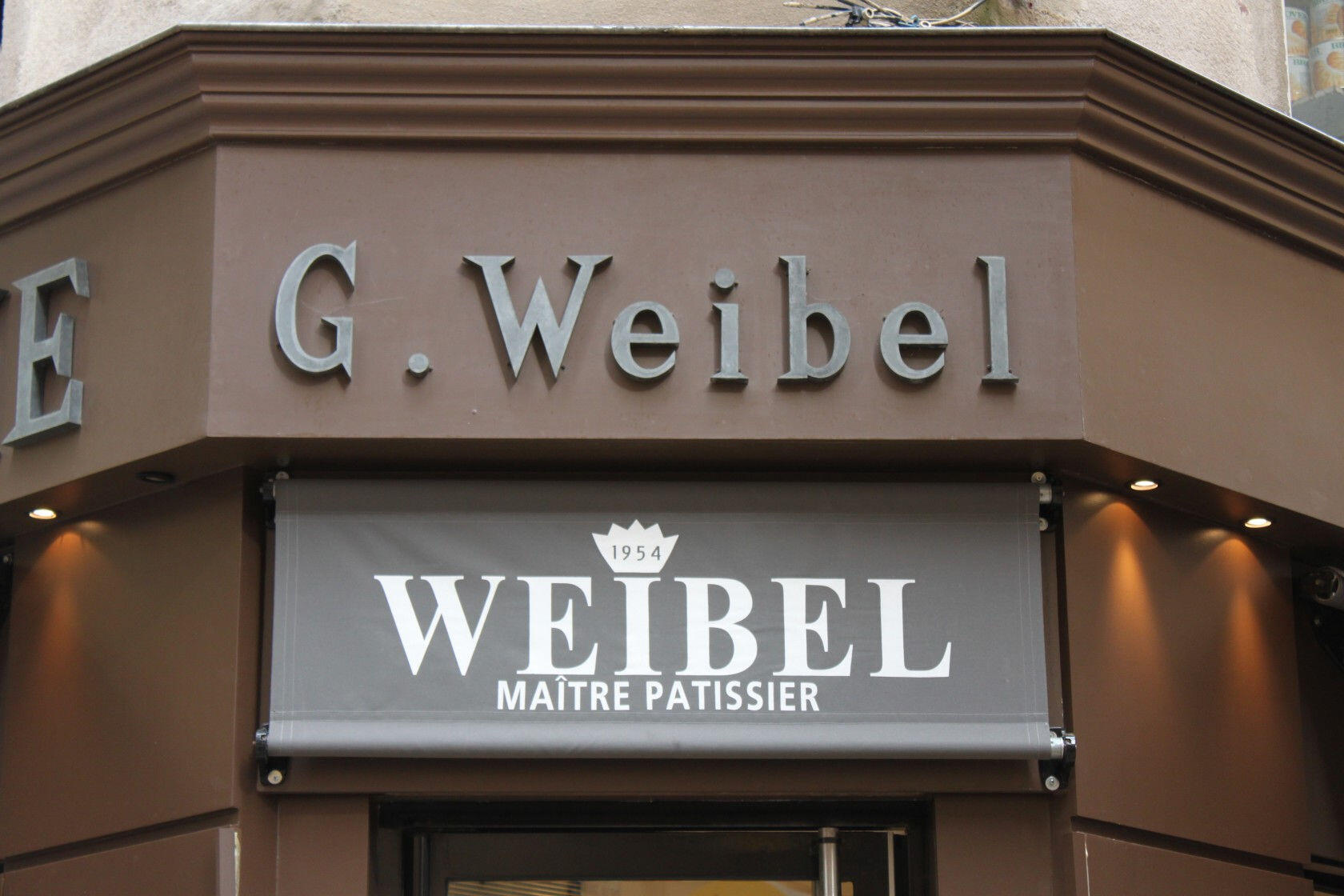 Weibel Patissier #AixenProvence #Cafes