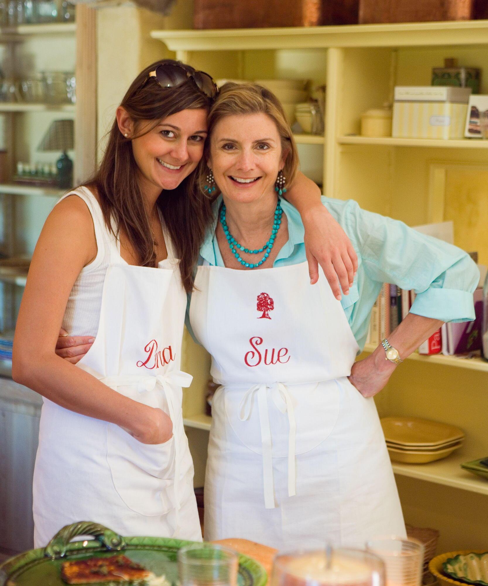 Patricia Wells Kitchen #Provence #PatriciaWells credit Jeff Kauck
