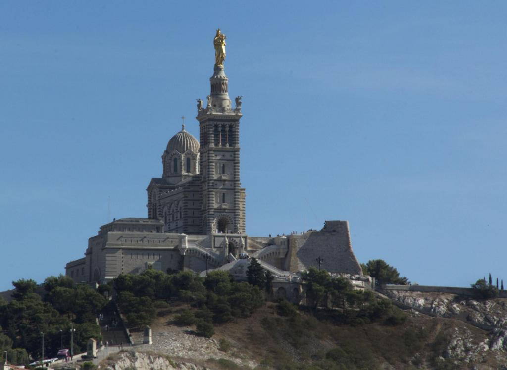 Marseille Notre Dame de la Garde #Marseille #Provence @PerfProvence