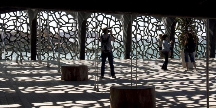 MuCEM views #Marseille #Provence #MUCEM @PerfProvence