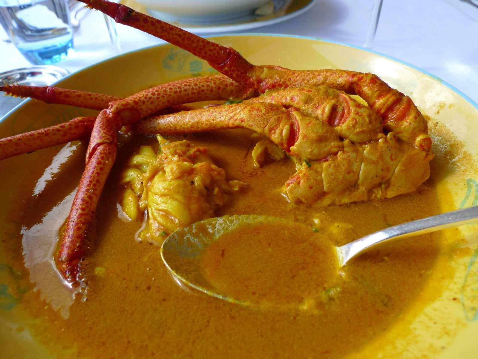 ... Ginger and Nutmeg's blog post: The Real Bouillabaisse of Marseille