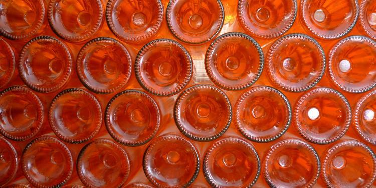 A wall of rose #Provence #Wines