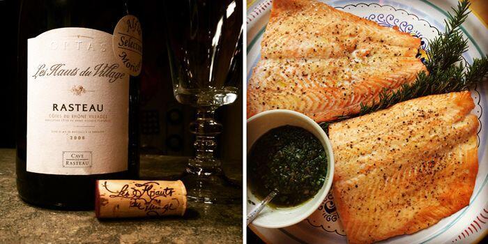 Rasteau Wine Provence Wines @Susan_PWZ