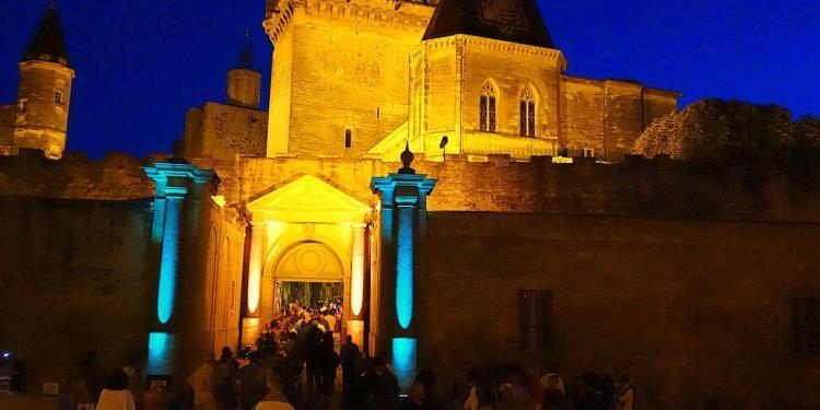 Uzes Chateau du Duche @bfBlogger2013