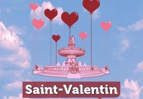Saint Valentines in #AixenProvence